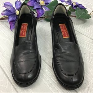 Cole Haan Shoes - Cole Haan City Lana Heeled Loafers